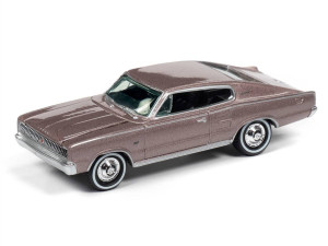 Johnny Lightning Johnny Lightning Classic Gold 2020 1/64 1A - 1967 Dodge Charger, Mauve Poly