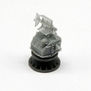 Black Cat Models 1/350 Black Cat Models MK.37 GUN DIRECTOR WITH CUPOLA AND MK.12 and MK.22 ANTENNAS X2