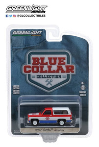 Greenlight Greenlight 1/64 STP - 1990 GMC Jimmy