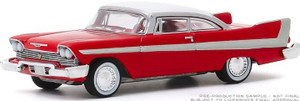 Greenlight Greenlight 1/64 1958 Plymouth Fury 'Christine'