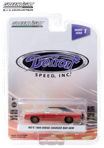 Greenlight Greenlight 1/64 Mo's 1969 Dodge Charger MAY/HEM