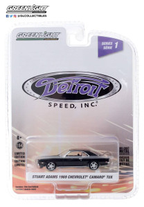 Greenlight Greenlight 1/64 Stuart Adams 1969 Chevrolet Camaro TUX