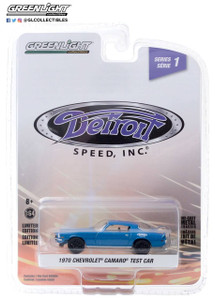 Greenlight Greenlight 1/64 1970 Chevrolet Camaro Test Car