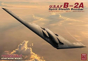 ModelCollect Modelcollect 172 USAF B-2A Spirit Steath Bomber Model Building KIT