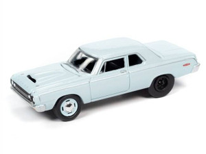 Johnny Lighting Johnny Lighting 1/64 1964 Dodge 330 Light Blue
