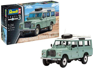 Revell 1/24 Revell station wagon Land Rover Series III LWB