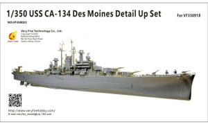 1/350 Very Fire Models USS Des Moines Detail Up Set(For VeryFire)