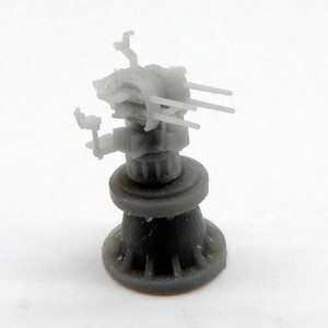 Black Cat Models 1/350 Black Cat Models 2CM FLAK C 38 VIERLING MOUNT X4