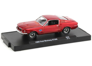 M2 Machines 1/64 M2 Drivers 68 1968 Ford Mustang