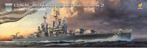 1/350 Blue Ridge Very Fire USS Birmingham