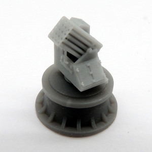 Black Cat Models 1/350 Scale 7In. Up (Unrotated Projectile) Mk.I (X4)