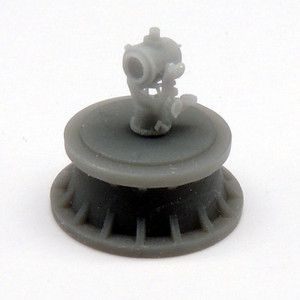Black Cat Models 1/350 Scale Royal Navy 24In. Searchlight Projector Mk.Iia (X6)