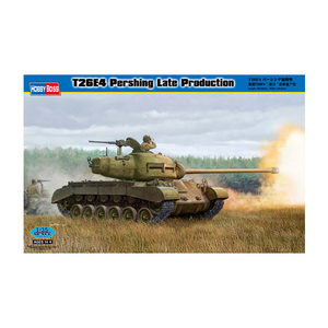 Hobby Boss 1/35 Scale T26E4 Pershing Late Production