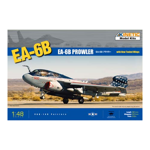 Kinetic Models 1/48 Scale Ea-6B Prowler