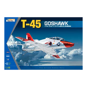 Kinetic Models 1/48 Scale T-45 Navy Trainer Jet