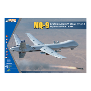 Kinetic Models 1/48 Scale Mq-9 Reaper