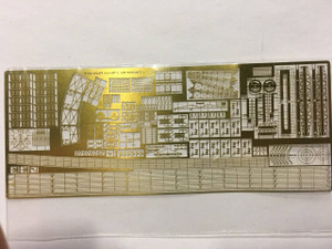 1/700 Yankee Models Photo Etch WWII USN Heavy Cruiser Details