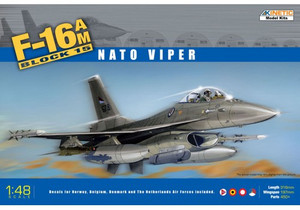 Kinetic Models 1/48 Scale F-16A MLU Block 15