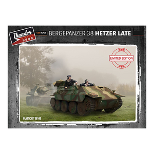 Thunder Model 1/35 Bergepanzer 38 Hetzer Late (Limited Edition)