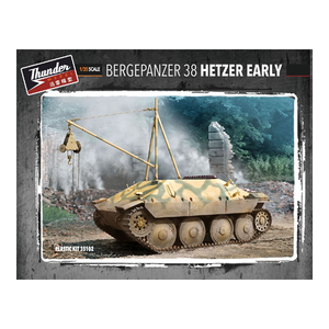Thunder Model 1/35 Bergepanzer 38 Hetzer Early