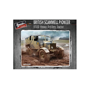 Thunder Model 1/35 British Scammell Pioneer R100 Artillery Tractor