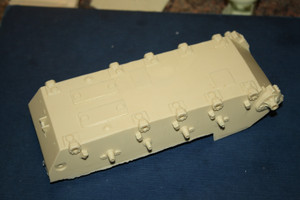 Commander Models 1/35 Scale US M37 Howitzer Motor Carriage