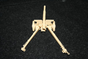 Commander Models 1/35 Scale US M1897 75mm Gun on M2A3 Carriage