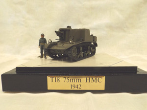 Commander Models 1/35 Scale T18 Howitzer Motor Carriage
