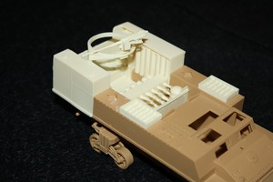 Commander Models 1/35 Scale USA M30 Cargo Carrier