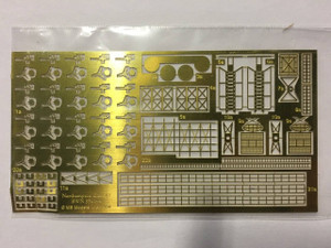 1/350 Yankee Models Photo Etch for Northampton Class #2