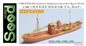 Seed Hobby 1/700 Scale WWII IJN Auxiliary Submarine Chaser Kyo Maru (No.11)