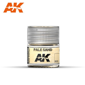 AK Interactive Real Colors - Pale Sand 10ml