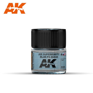 AK Interactive Real Colors - Air Superiority Blue FS 35450 10ml
