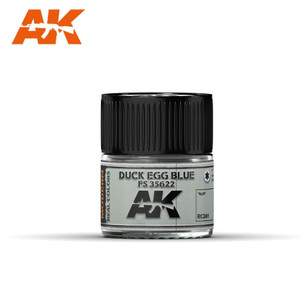 AK Interactive Real Colors - Duck Egg Blue FS 35622 10ml