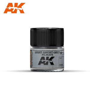 AK Interactive Real Colors - Light Ghost Grey FS 36375 10ml