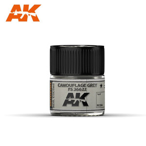 AK Interactive Real Colors - Camouflage Grey FS 36622 10ml