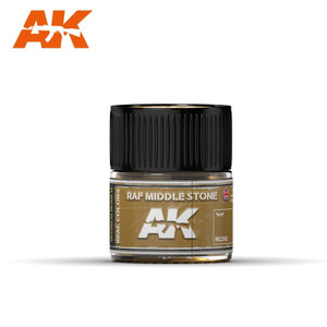 AK Interactive Real Colors - RAF Middle Stone 10ml