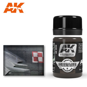 AK Interactive Wash - For Shafts and Bearings 35ml