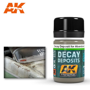 AK Interactive Decay Deposit - For Abandoned Vehicles 35ml