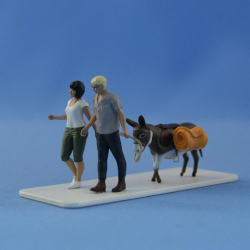 North Star Models 1/43 North Star Models Soviet comedy film Kidnapping, Caucasian Style scene
