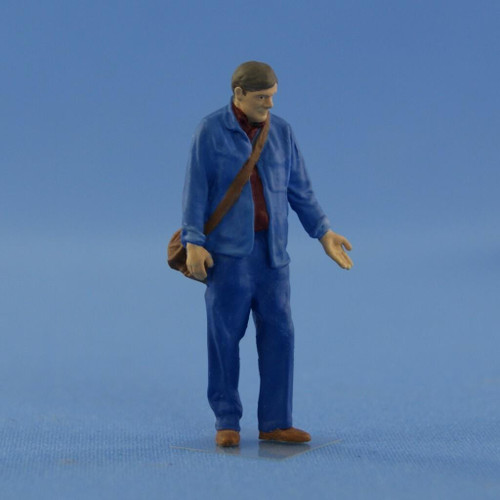 North Star Models 1/43 North Star Models Resin figue of mechanic driver type 2