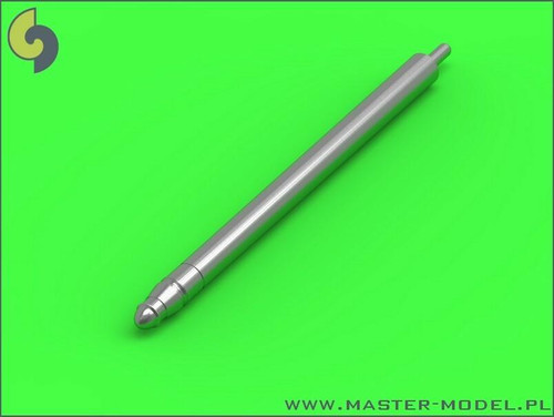 Master Models 1/48 Master Model Accessory - Refueling Probe Boom for Dassault Mirage IV Fits ALL 1/48 kits
