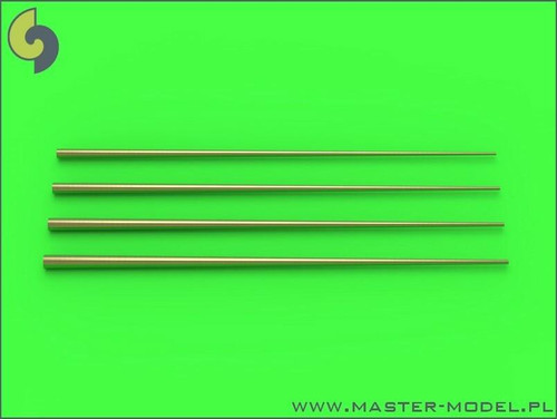 Master Models 1/350 Master Models Set of universal tapered masts No2 length = 100mm each, diameters = 0,7/2,2mm; 0,8/2,5mm; 0,9/2,8mm; 1/3mm