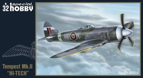 Special Hobby 1/32 Special Hobby Hawker Tempest MkII Hi-Tech