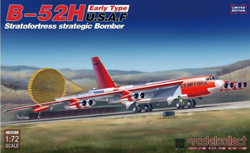 ModelCollect 1/72 Modelcollect B-52H Early Type Stratofortress Limited Edition