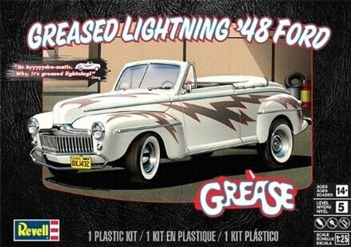Revell 1/25 Revell Greased Lightning1948 Ford - 4443
