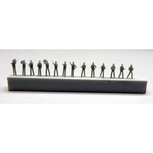 Black Cat Models 1/350 BLACK CAT MODELS 20MM OERLIKON GUN CREW X52