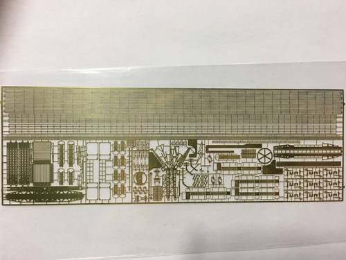 Yankee Modelworks 1/700 Yankee Models Photo Etch for WWII USN Warships