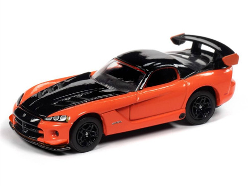 Johnny Lightning Johnny Lightning Classic Gold 2020 1/64 1A - 2008 Dodge Viper SRT10, Orange Pearl