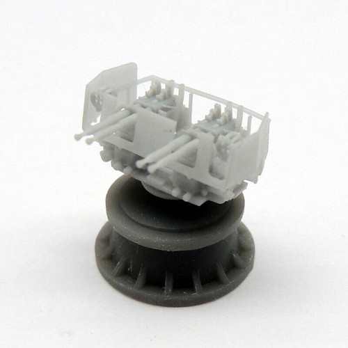 Black Cat Models 1/350 Black Cat Models 40MM Quad Bofors Mk.2 Mod.3 x4